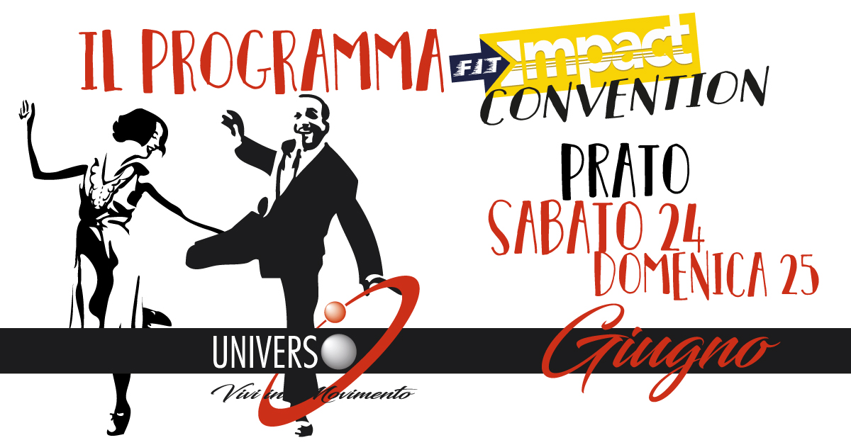 fit impact convention il programma