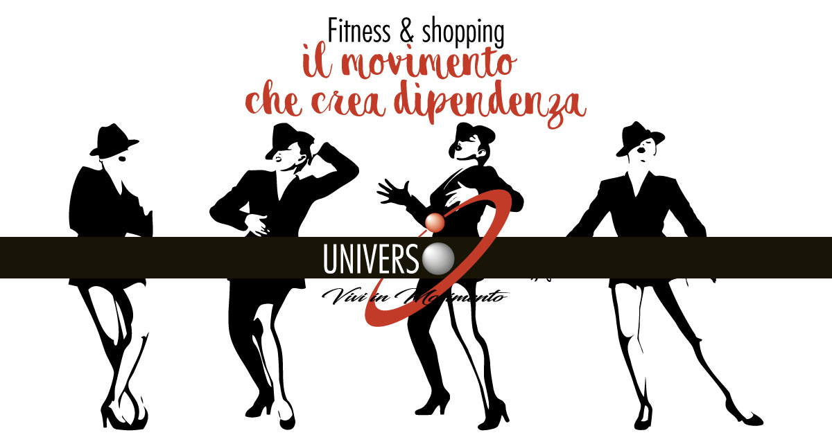 Fitness, Shopping e Divertimento