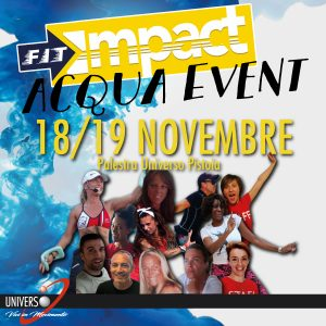 Fit Impact Acqua Event!