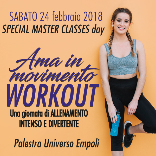 Ama in movimento workout