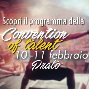 Convention of talent