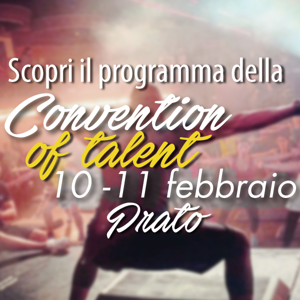 Convention of talent - Universo Prato