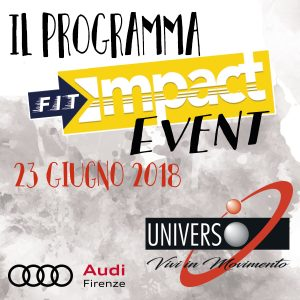 Fit Impact Event – Il programma