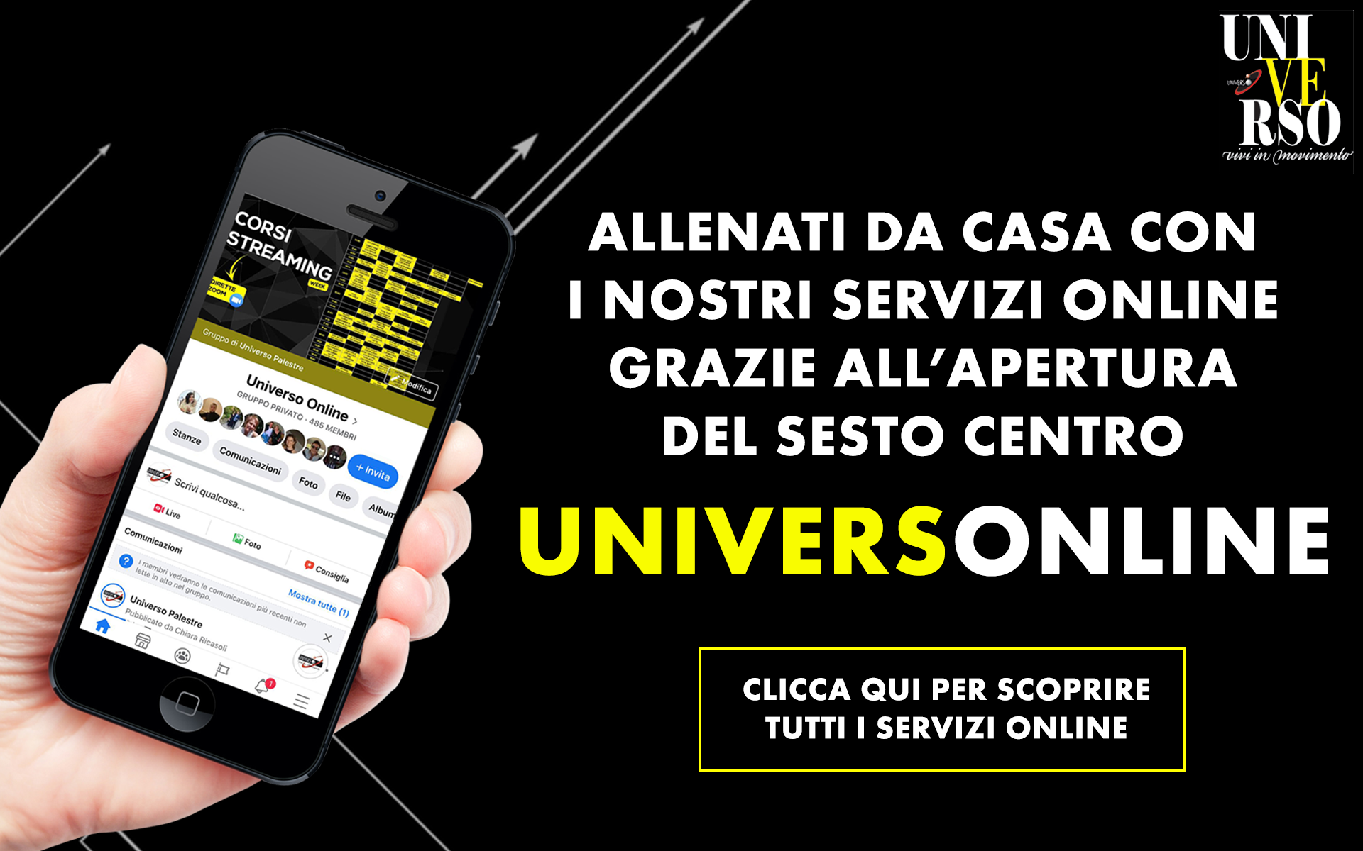 immagine pop up universonline